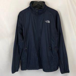 The North Face Taya Full-Zip Nylon Jacket Sz L